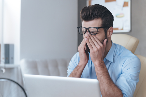 fatigue oculaire symptomes