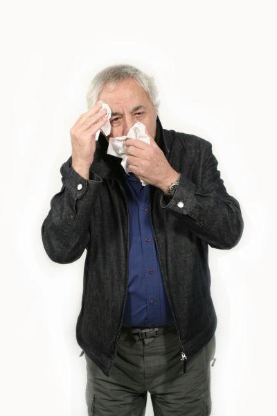 La grippe chez les seniors