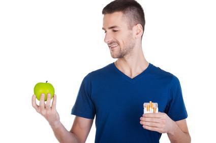 Arrêter de fumer grâce aux fruits et légumes ?