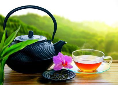 14 excellentes raisons de boire du thé vert