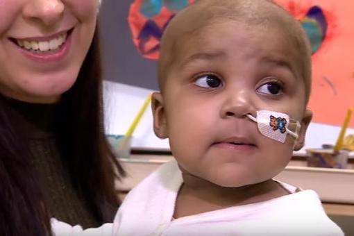 Layla Richards : le bébé qui a guéri d'une leucémie !