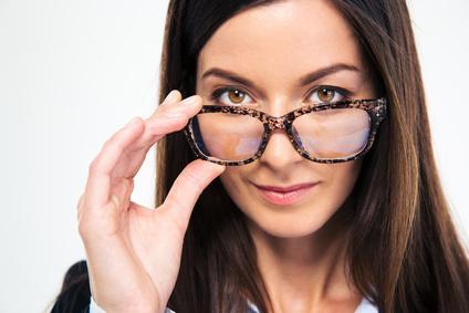 L'astuce du jour : comment bien voir si on a oublié ses lunettes