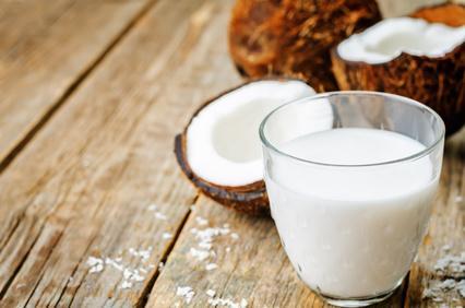 7 bienfaits du lait de coco