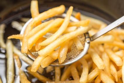 Impact de la friture sur la santé