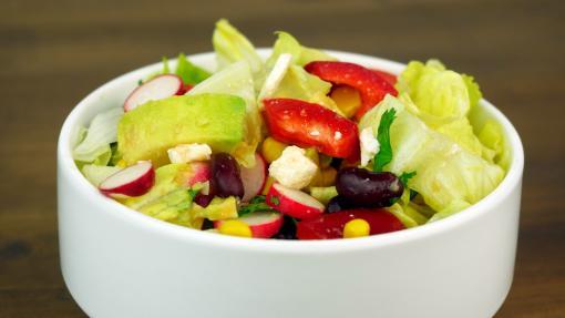 RECETTE SANTÉ - Salade Mexicaine