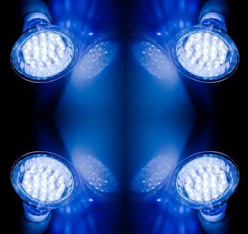 Les lumières LED sont dangereuses pour les yeux