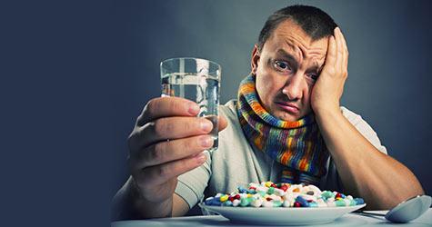 Les médicaments contre le rhume sont dangereux