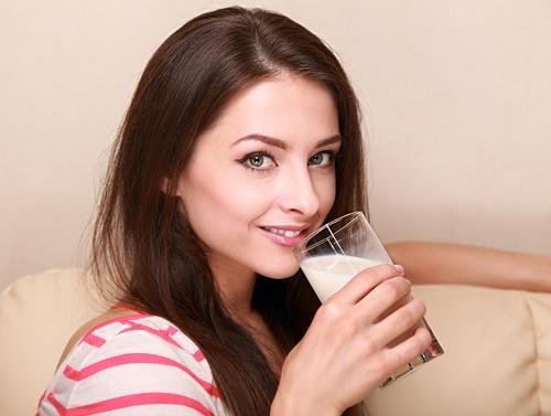 Les bienfaits du lait fermenté