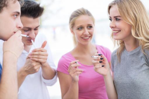 Les jeunes et le tabac