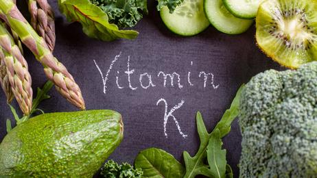 Vitamine K : sources alimentaires