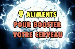 9 aliments pour booster votre cerveau