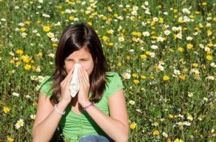 Le retour des allergies saisonnières
