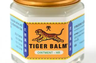 Baume du tigre: quand et comment l'utiliser