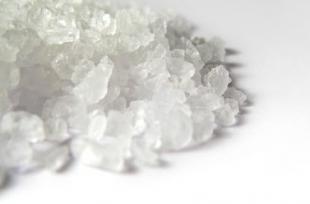 MAISON SAINE - Les cristaux de soude