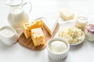 Cancer du sein et produits laitiers