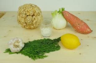 RECETTE SANTÉ : Purée douce au fenouil