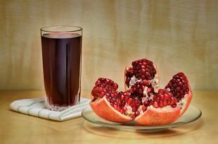 Hypertension : essayez le jus de grenade